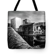 Birmingham Waterway Tote Bag