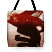 Birth Of A Dark Spirit Tote Bag
