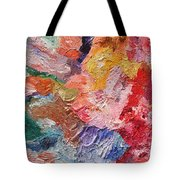 Birth Of Passion Tote Bag