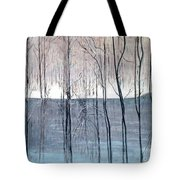 Birth Of The Spring Tote Bag