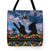 Birth Of The Universe Tote Bag