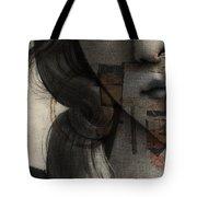 Birth Of Venus Retro Tote Bag