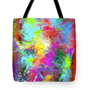 Birth Of Venus Tote Bag