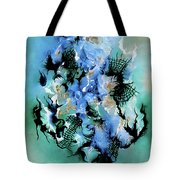 Birth With Expression Tote Bag