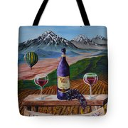 Birthday Balloons Tote Bag