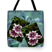 Birthday Card Tote Bag