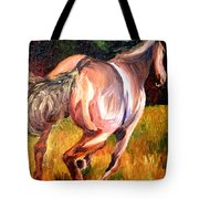 Birthday Poney Tote Bag