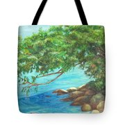 Biscayne Bay Tote Bag