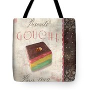 Biscuits Gouche Patisserie Tote Bag