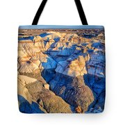 Bisti Badlands 10 Tote Bag