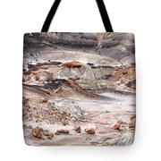 Bisti Badlands 5 Tote Bag