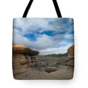 Bisti Fissure New Mexico Tote Bag