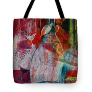 Bistro Chatter Tote Bag