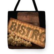Bistro Still Life IIi Tote Bag