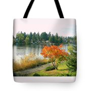 Bitter Lake Seattle Tote Bag