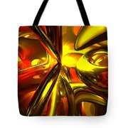 Bittersweet Abstract Tote Bag