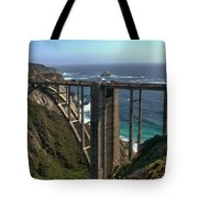 Bixby Creek Bridge 5 Tote Bag
