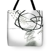 Black And White # 10 Tote Bag