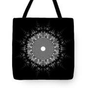Black And White 236 Tote Bag by Robert Thalmeier