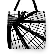 Black And White 4 Tote Bag