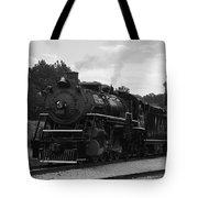 Black And White 4501 Tote Bag