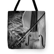 Black And White Classic Tote Bag