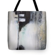 Black And White Drama 1 Tote Bag