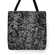 Black And White Orange Parade Tote Bag