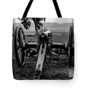 Black And White Photo At The Angle Tote Bag