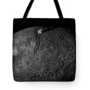 Black And White Potato Tote Bag