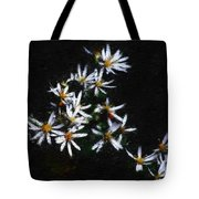 Black And White Study II Tote Bag