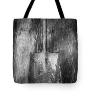 Square Point Shovel 1 Tote Bag
