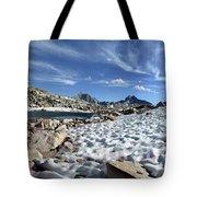 Black Bear Lake Camp - Sierra Tote Bag