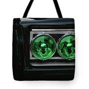 Black Beauty Clone Car Tote Bag