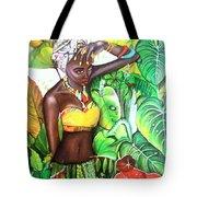 Black Beauty004 Tote Bag