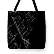Black Bells Tote Bag