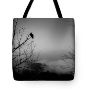 Black Buzzard 9 Tote Bag