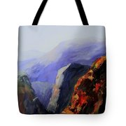Black Canyon Tote Bag