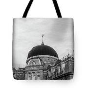 Black Dome Tote Bag