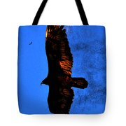 Black Eagles Vision Tote Bag