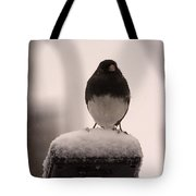 Black Eyed Tote Bag