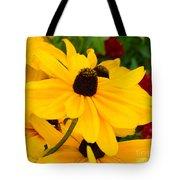 Black-eyed Susan Floral Tote Bag
