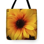 Black Eyed Susan Medley V3 Tote Bag