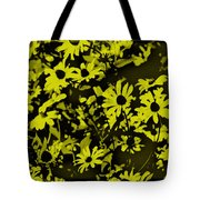 Black Eyed Susan's Tote Bag