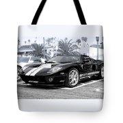 Black Ford Gtx1 Droptop Tote Bag