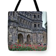 Black Gate Trier Tote Bag