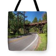 Black Hills Bridge 1 Tote Bag