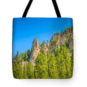 Black Hills Majesty Tote Bag