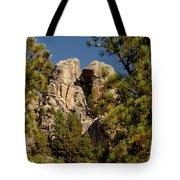 Black Hills Rock Feature Tote Bag