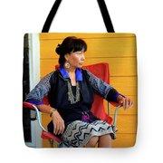 Black Hmong Sapa 1 Tote Bag